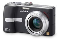 DMC-LZ5 digitale camera Panasonic Lumix