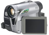 Panasonic camcorders NV-GS35